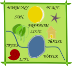 green-goal-card-with-texte-and-stars